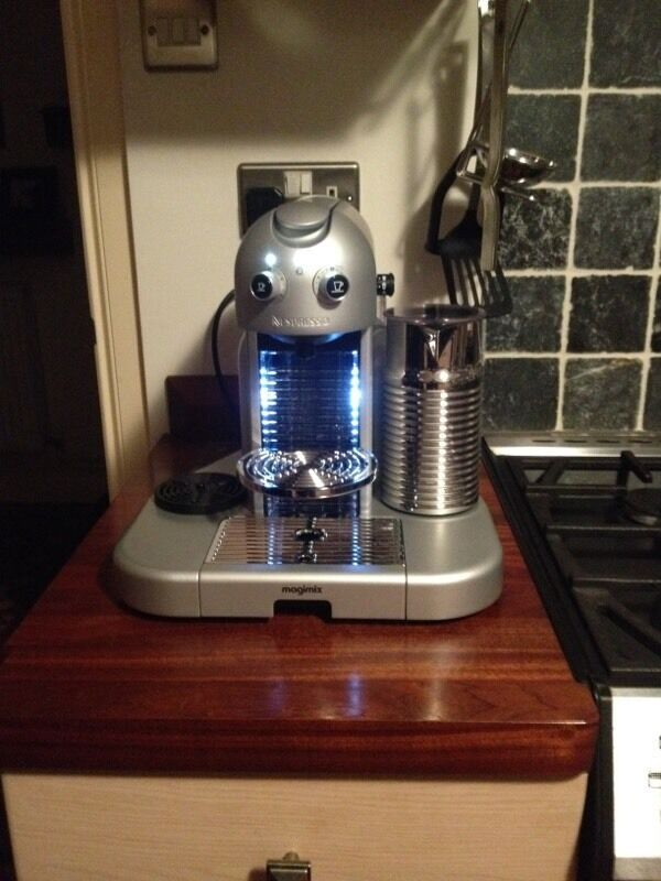 Magimix Nespresso Gran Maestria coffee machine | in Ipswich ...