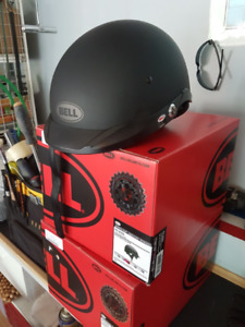NEW IN BOX Bell Pit Boss Motorcycle Helmets