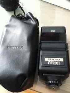 flash pentax