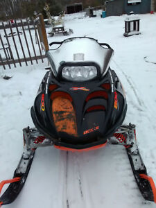 have a arctic cat cross country edition zr 800cc for sale Belleville Belleville Area image 6