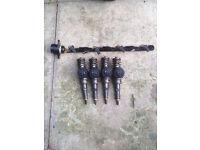 Vw mk4 golf 1.9tdi pd130 injectors and wiring harness