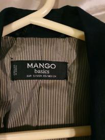 Blue mango blazer (size small)