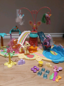 My Little Pony Butterly Island play set