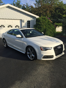 2013 Audi A5 Premium Plus S Line Coupe (2 door) - Mint Condition