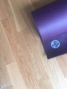 Like New Manduka Yoga Mat