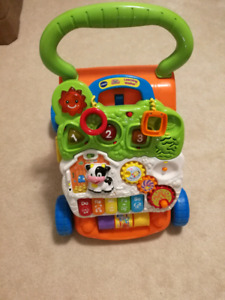 Many infant and toddler toys