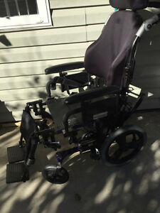 Deluxe Wheelchair Prince George British Columbia image 3