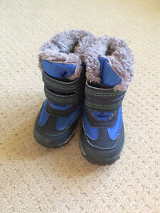 Toddler winter gear