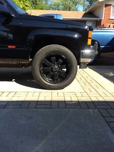 "Trade Fast HD 20"" Rims"