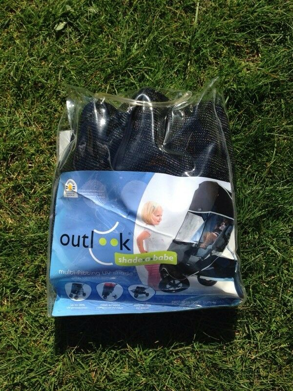 Outlook Shade a babe buggy sunshade cover