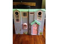 "Toy ""Barbie"" house"
