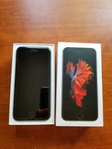 Iphone 6s 16gb space gray (bell)