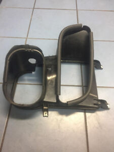 BMW Front Air Duct Right X5 NEW ORIGINAL 51717169416