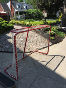ROAD HOCKEY NET - Excellent Condition--Come pick it up today!