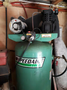 Air compressor Speed air
