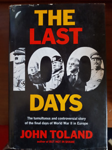 Books on THE END OF WORLD WAR 2 EUROPE 1944-1945 fall of berlin