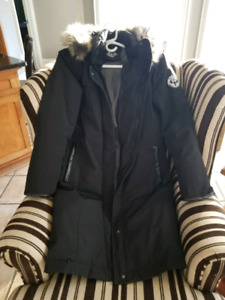 Womens Down winter jacket by ARTIC EXPEDITION