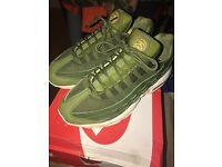 Nike air max 95 Stussy Khaki