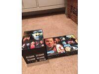 24 box sets - Seasons 1 through to 6