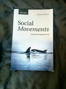 SOC1105 Social Movements and Course Pack