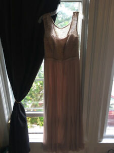 Davids Bridal- bridesmaid dress