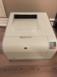 HP Color LaserJet CP1215 Printer - just $10