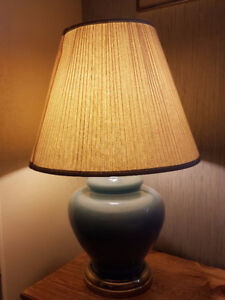 Set of 2 Matching End Table Lamps