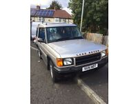 2001 51 Land Rover discovery2 td5 tdi 7 seater fsh