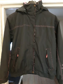 RYDALE NAVY BLUE AND PINK JACKET SIZE L