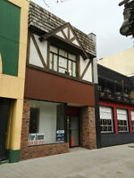 Downtown Commercial Space - AFFORDABLE RENT!