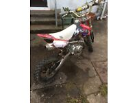 Pit bike for sale!!!!!