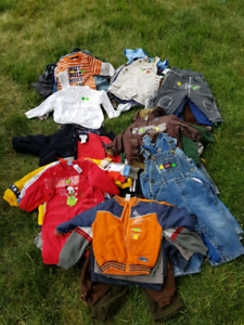 Boys clothing 12 to 18 months