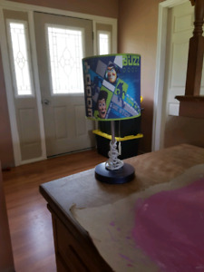 Buzz Lightyear and Woody from Toy Story Desk Lamp