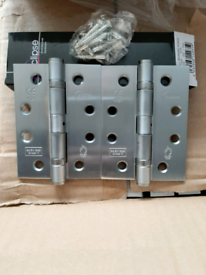 Eclipse 4 inch fire door hinges