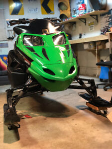 2009 arctic cat F6