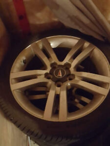 G8 tires and rims