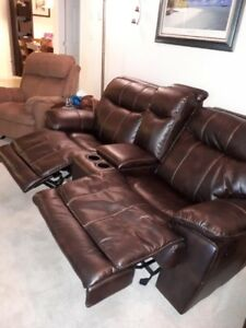 Rocker/Recliner Set