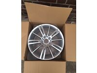 "Bmw Mv3 alloy alloy wheel 18"" brand new"