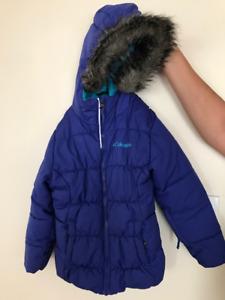 Columbia Girls Jacket Size 4/5 XXS