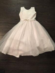 2 COMMUNION DRESSES SIZES 6X & 7/8