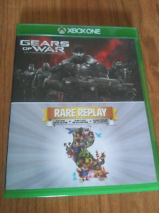 Gears of war with rare replay Xbox one