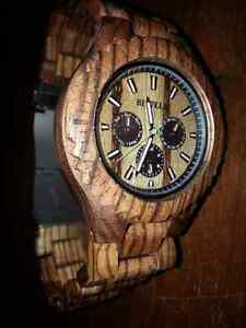 Men's wooden watch Windsor Region Ontario image 3