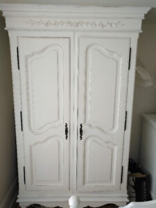 Armoire for bedroom/ romance collection
