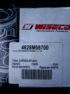 400ex Wiseco piston and ring kit