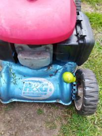 Honda Izzy self propelled mower spares or repairs
