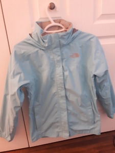 The north face jacket youth large