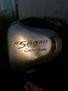 Taylor made R5 left hand Driver