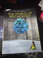 The World of Psychology Eighth Canadian Edition