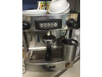 Commercial group 1 coffee machine