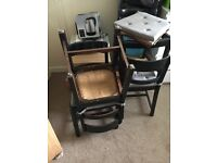 4 dining chairs free for upcycling